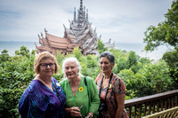 Sanctuary of Truth with Pat, Rosie and Dorothy