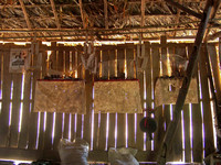 House interiors - Hmong village